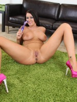 Alexis Grace at Cherry Pimps