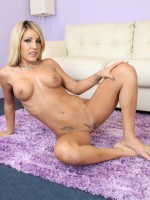 Holly Taylor at Cherry Pimps